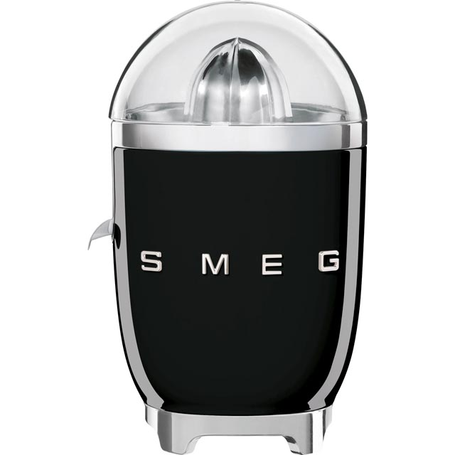 Smeg 50s Retro CJF01BLUK Juicer - Black