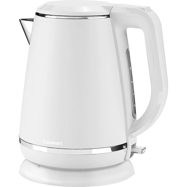 Image of Cuisinart Neutrals CJK429WU Kettle - Pebble