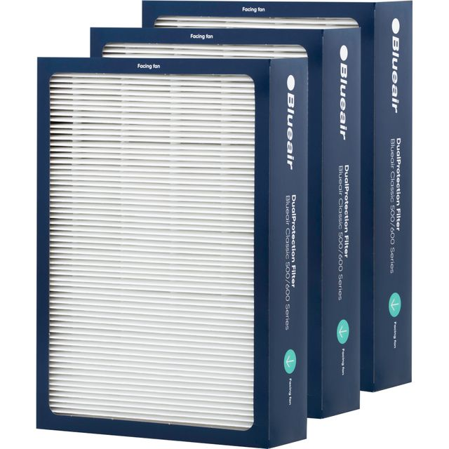 Blueair Classic 500/600 Series Particle Filter - Replacement Air Purifier Filter
