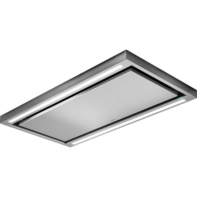 Elica CLOUD-SEVEN-DO 90 cm Ceiling Cooker Hood - Stainless Steel - A++ Rated - CLOUD-SEVEN-DO_SS - 1