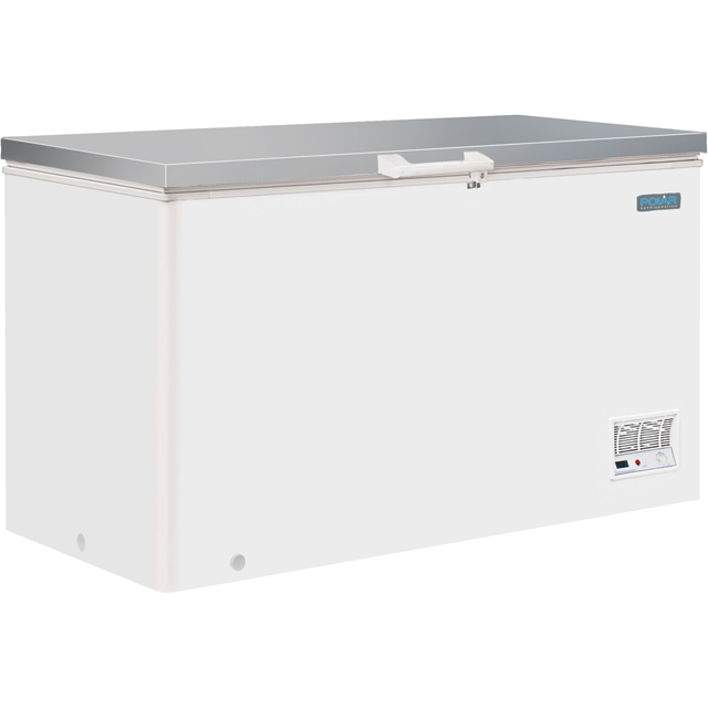 Polar CM530 Chest Freezer - White - B Rated - CM530_WH - 1