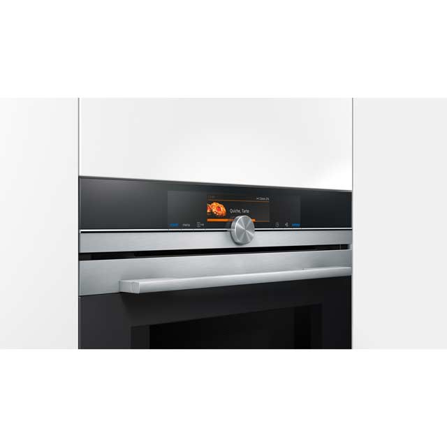 Siemens IQ-700 CM678G4S6B Built In Electric Single Oven - Stainless Steel - CM678G4S6B_SS - 5