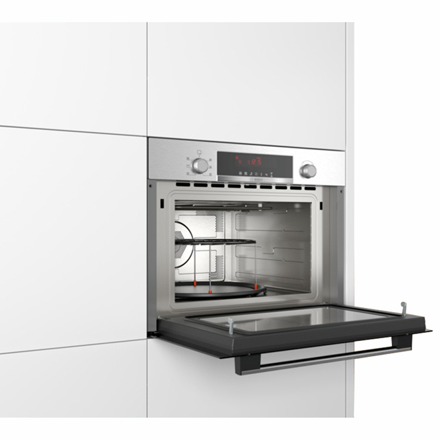 Bosch Serie 4 CMA583MS0B Built In Microwave - Stainless Steel - CMA583MS0B_SS - 5