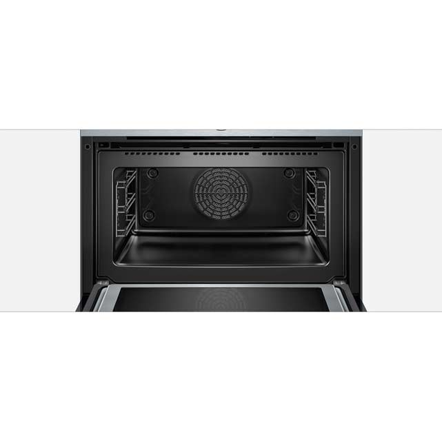 Bosch Serie 8 CMG676BS6B Built In Electric Single Oven - Brushed Steel - CMG676BS6B_BS - 4