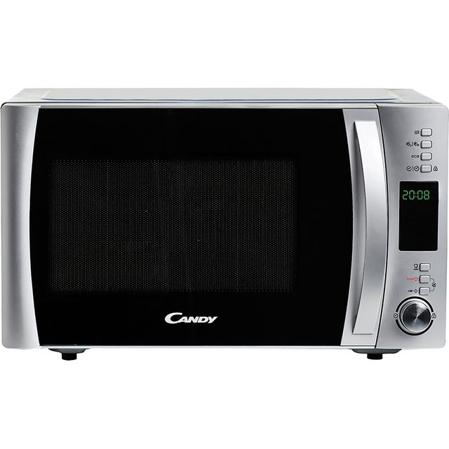 Candy CMXW 30DS-UK 30 Litre Microwave - Silver - CMXW 30DS-UK - 1