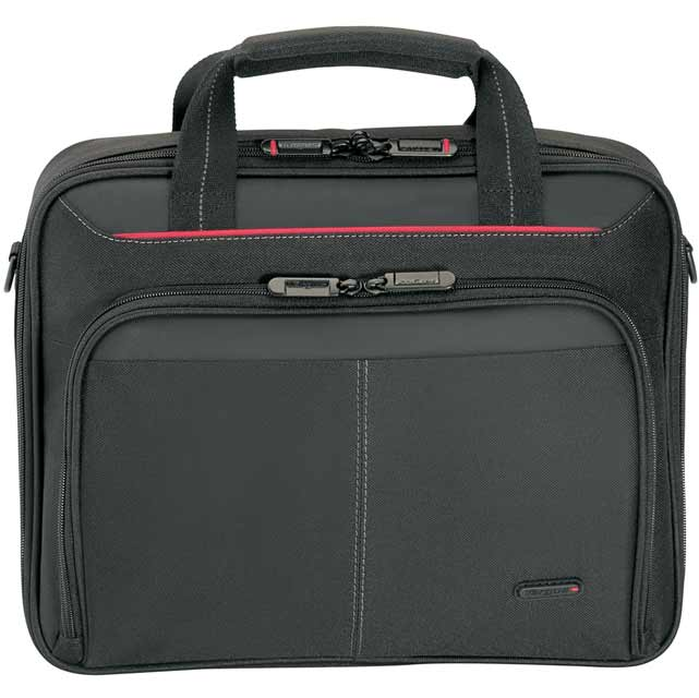 "Targus Classic Clamshell Case for 16"" Laptop Laptop - Black - CN31 - 1"
