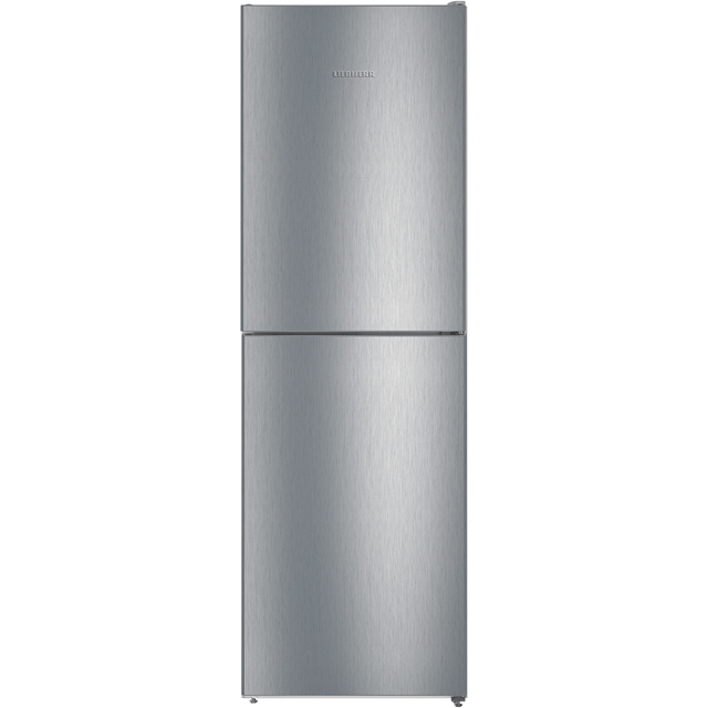 Liebherr CNel4213 50/50 Frost Free Fridge Freezer - Stainless Steel - A++ Rated - CNel4213_SS - 1