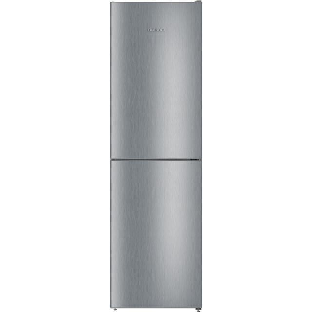 Liebherr 50/50 Frost Free Fridge Freezer - Stainless Steel - A++ Rated