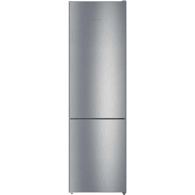 Liebherr CNel4813 60/40 Frost Free Fridge Freezer - Stainless Steel Effect - A++ Rated - CNel4813_SSE - 1