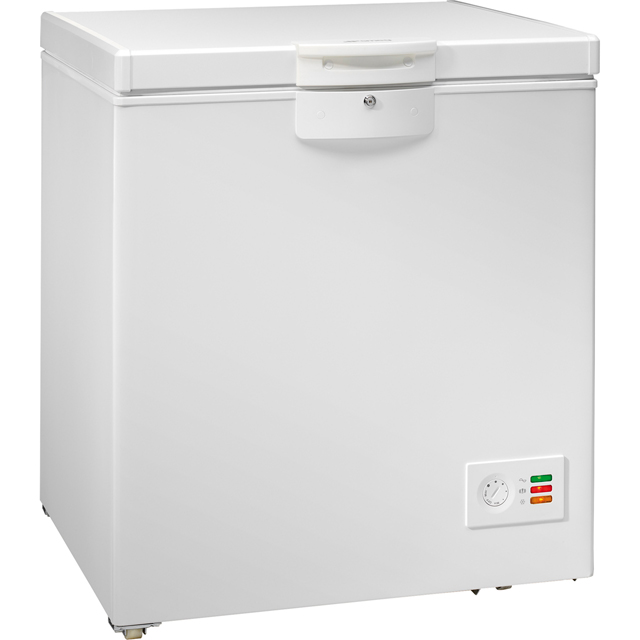 Smeg Chest Freezer - White - A+ Rated