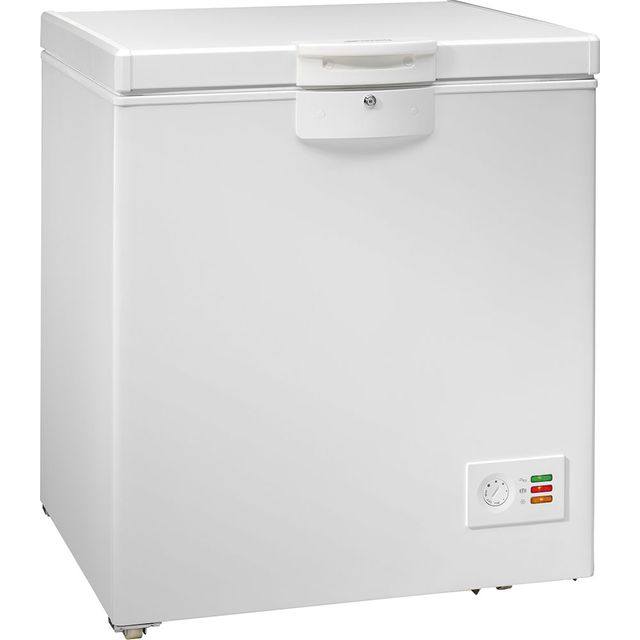 Smeg CO205F Chest Freezer - White - A+ Rated