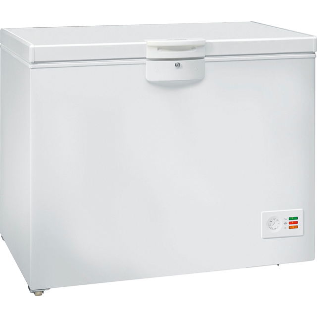 Smeg CO312 Chest Freezer - White - A+ Rated