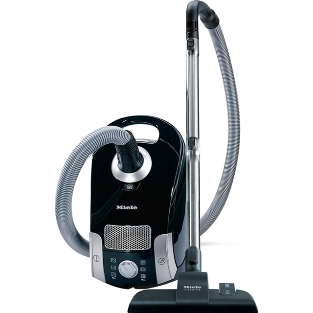 Miele Compact C1 PowerLine Bagged Cylinder Vacuum Cleaner - D Rated