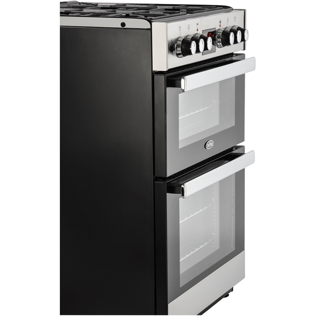 Belling Cookcentre 60DF Dual Fuel Cooker - Black - Cookcentre 60DF_BK - 4