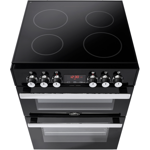 Belling Cookcentre 60E Electric Cooker - Stainless Steel - Cookcentre 60E_SS - 2