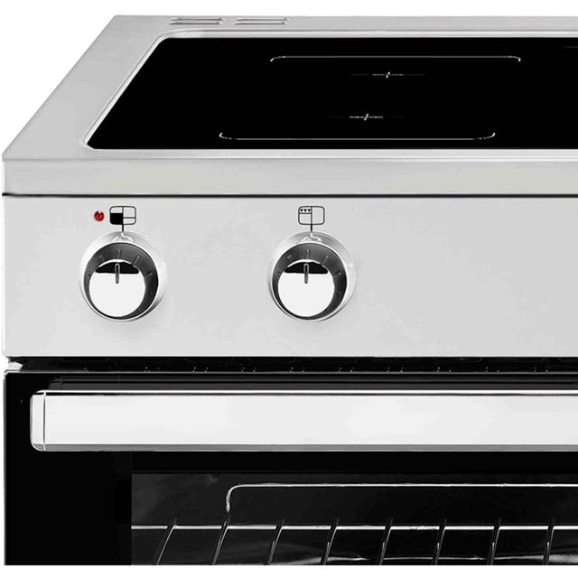 Belling Cookcentre100Ei 100cm Electric Range Cooker - Stainless Steel - Cookcentre100Ei_SS - 3