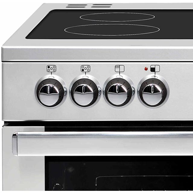 Belling Cookcentre90EProf 90cm Electric Range Cooker - Stainless Steel - Cookcentre90EProf_SS - 3