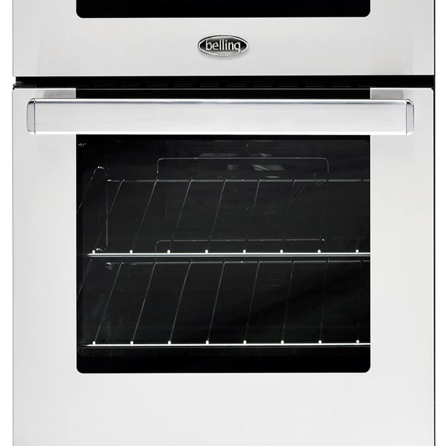 Belling Cookcentre90EProf 90cm Electric Range Cooker - Stainless Steel - Cookcentre90EProf_SS - 4