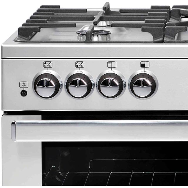 Belling Cookcentre90GProf 90cm Gas Range Cooker - Stainless Steel - Cookcentre90GProf_SS - 3