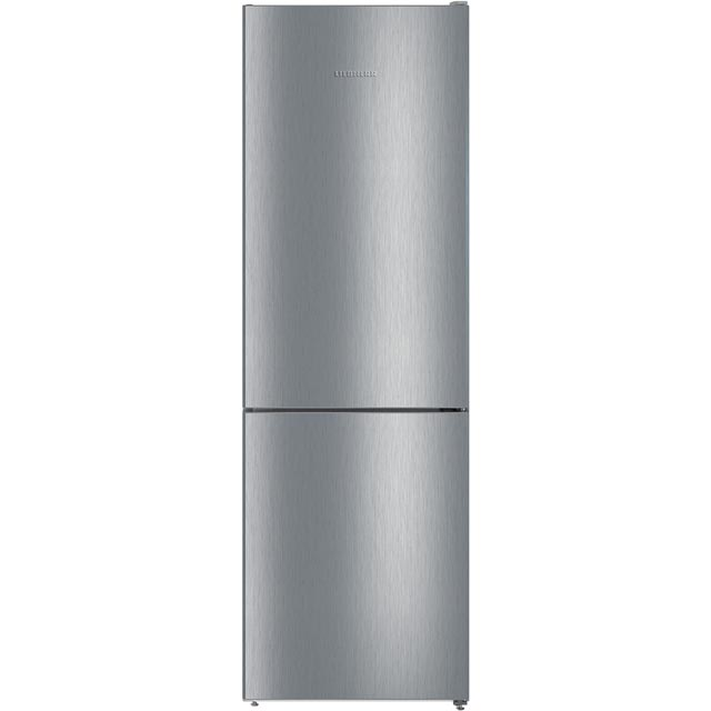 Liebherr 60/40 Fridge Freezer - Stainless Steel - A+++ Rated