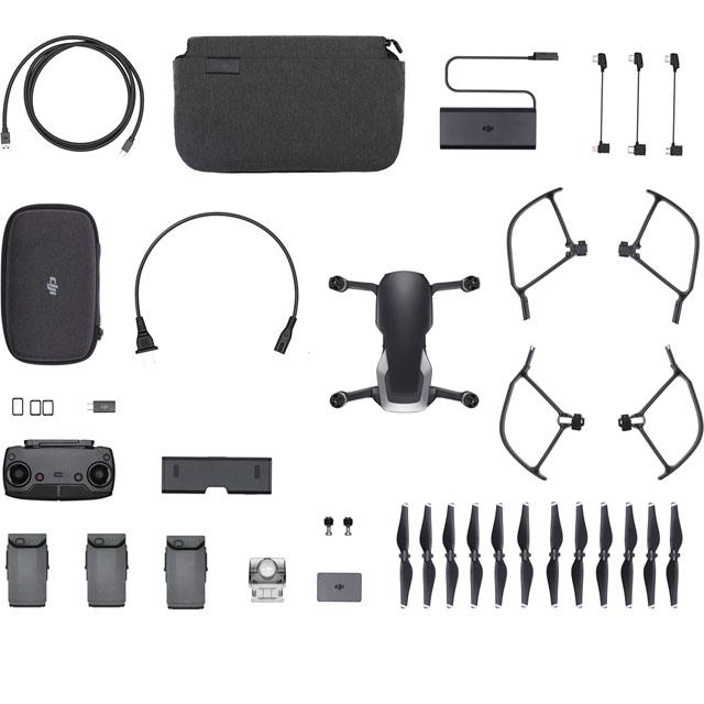 DJI CP.PT.00000128.01 Drone in Black