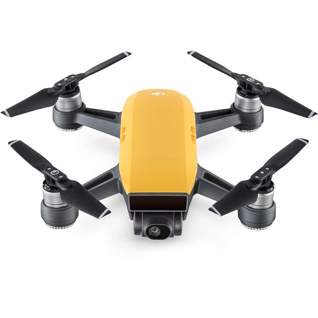 DJI CP.PT.000905 Drone in Yellow