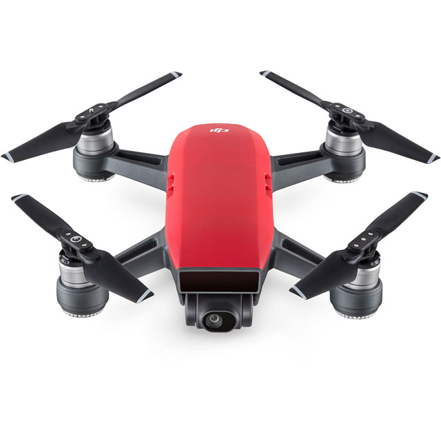DJI CP.PT.000906 Drone in Red