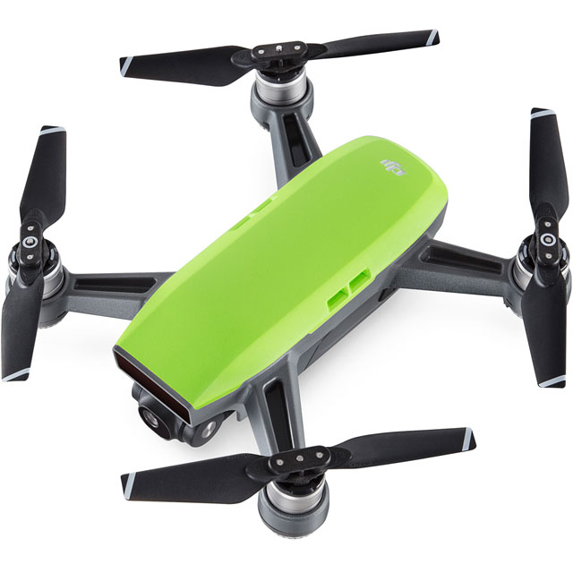 DJI Spark Fly More Combo Drone - Green