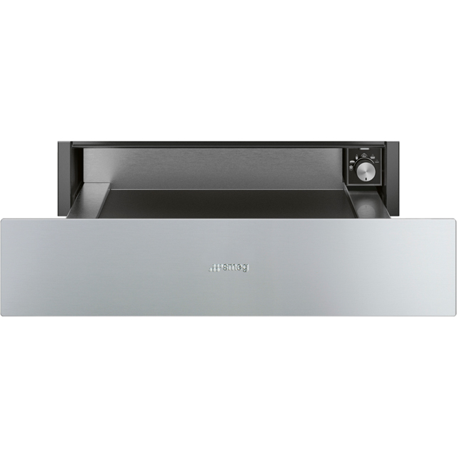 Smeg Classic CPR315X Built In Warming Drawer - Stainless Steel - CPR315X_SS - 1