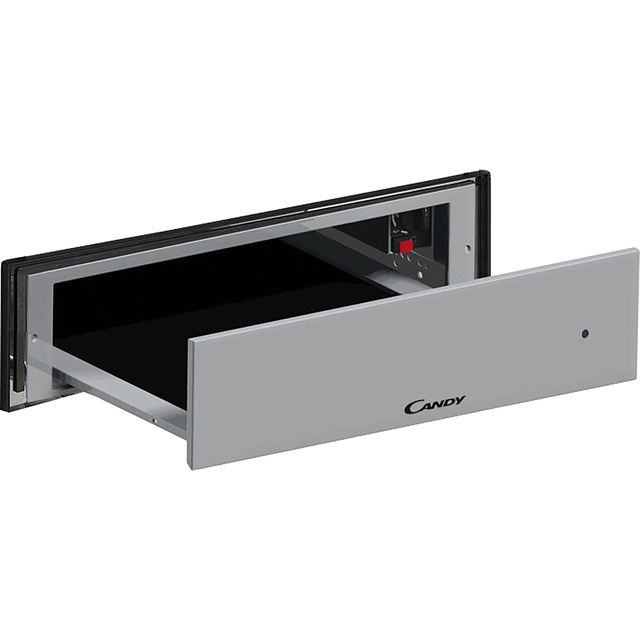 Candy CPWD140/2X Built In Warming Drawer - Stainless Steel - CPWD140/2X_SS - 1