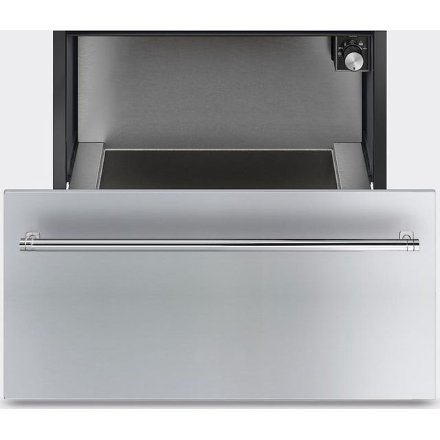 Smeg Classic CR329X Built In Warming Drawer - Stainless Steel - CR329X_SS - 1