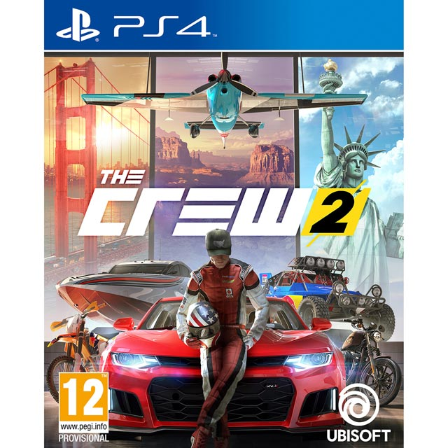 The Crew 2 for PlayStation 4