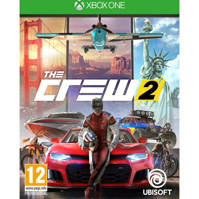 The Crew 2 for Xbox One - CREW2XB1 - CREW2XB1 - 1