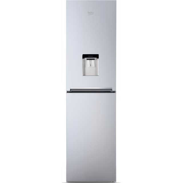 lovely Kitchen Appliances Pay Monthly #10: Beko CRFG1582DS Fridge Freezer Silver