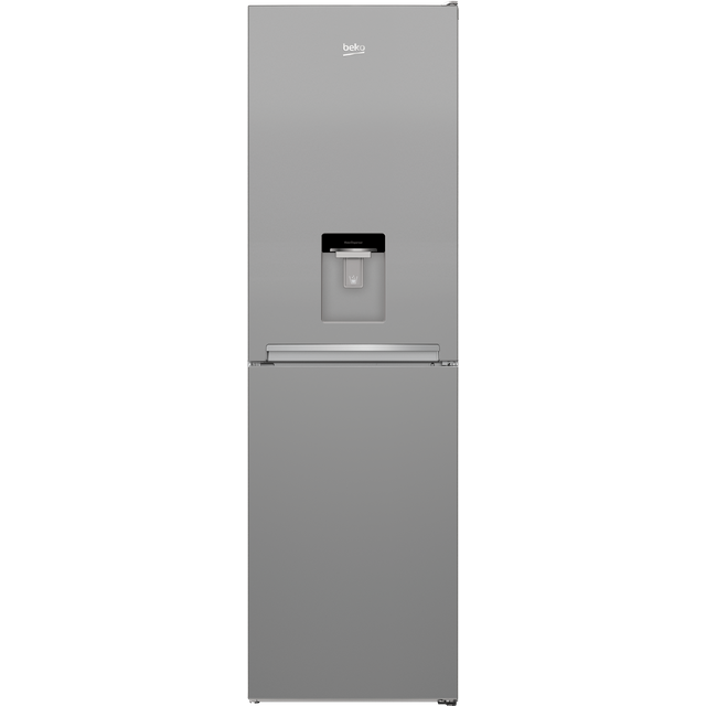 Beko CRFG3582DS Fridge Freezer - Silver - CRFG3582DS_SI - 1