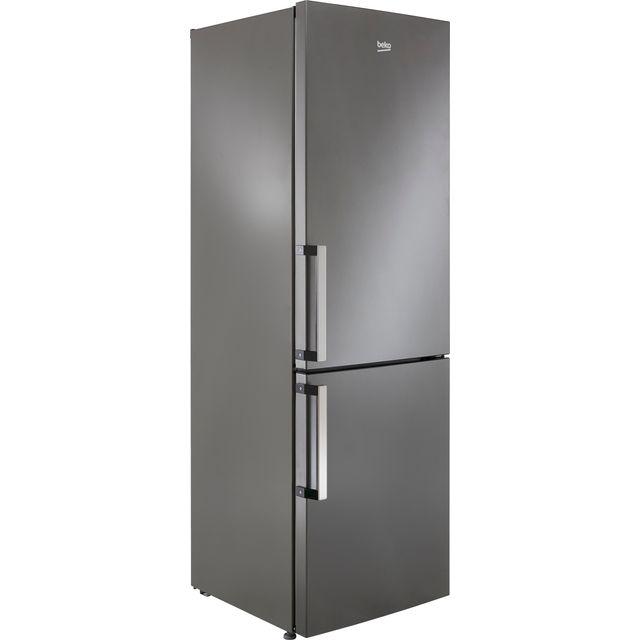 Beko CRFP1685G 60/40 Frost Free Fridge Freezer - Graphite - F Rated