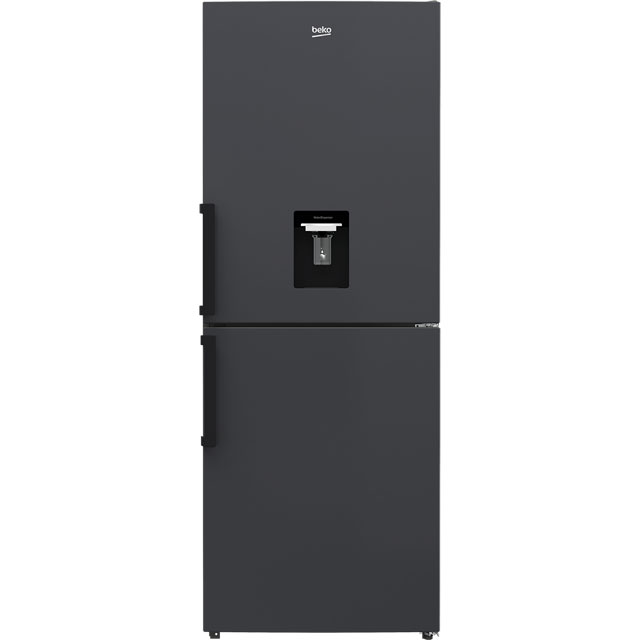 Beko 50/50 Frost Free Fridge Freezer - Anthracite - A+ Rated