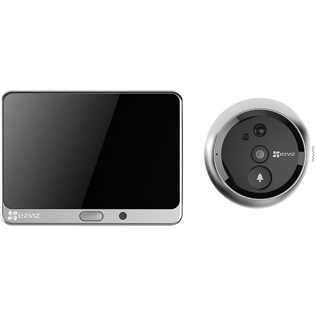 EZVIZ CS-DP1-A0-4A1WPFBSR Smart Door Bell in Black
