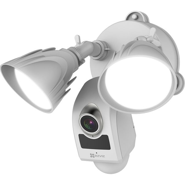 EZVIZ CS-LC1-A0-1B2WPFRL Smart Home Security Camera in White