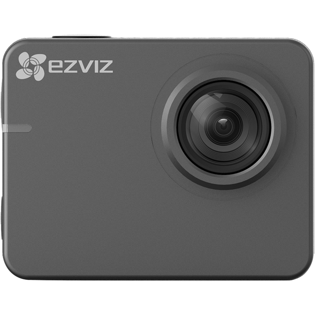 EZVIZ S2 Lite Action Camera CS-SP206-B0-68WFBS Grey Action Camera - Grey - CS-SP206-B0-68WFBS Grey - 1