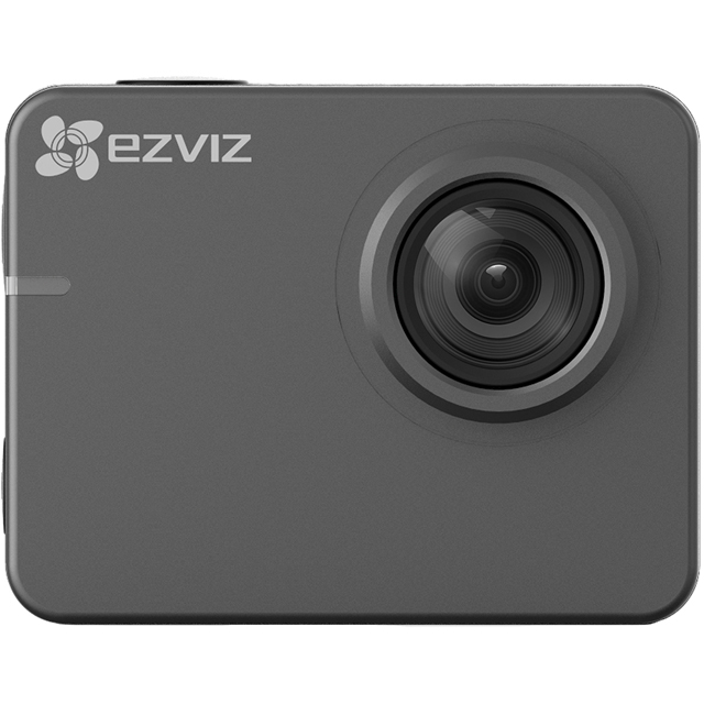 EZVIZ S3 Action Camera CS-SP206-C0-68WFBS Action Camera - Grey - CS-SP206-C0-68WFBS - 1