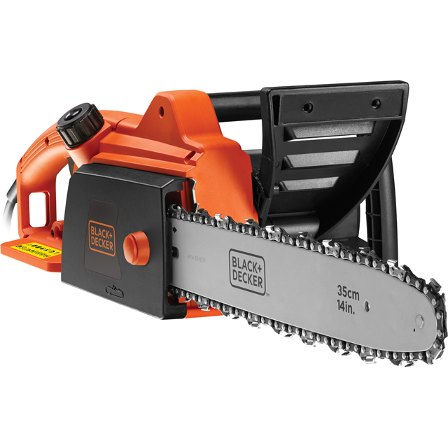 Black + Decker CS1835-GB Chainsaw - CS1835-GB_BKOR - 1