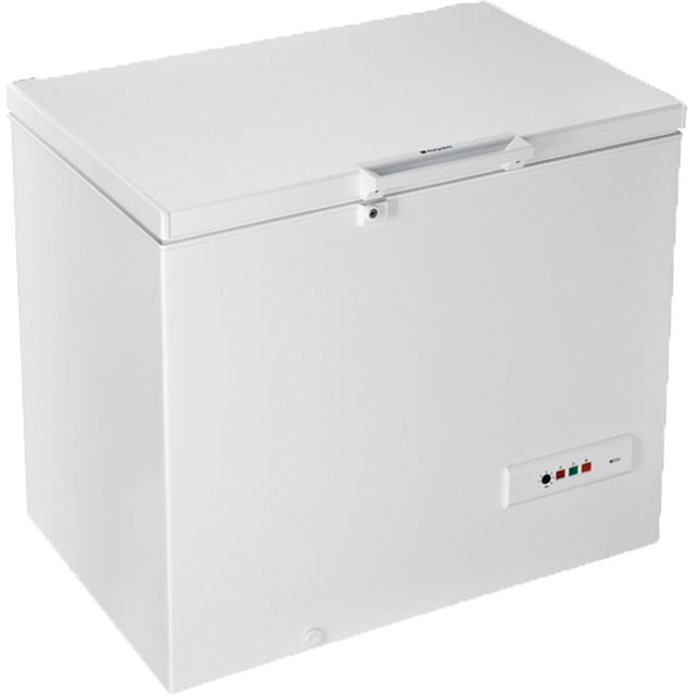 Hotpoint CS1A250H Chest Freezer - White