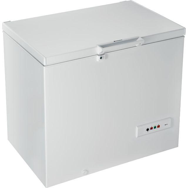 Hotpoint Ltd CS1A 250 H 251litre Chest Freezer Class A+ White