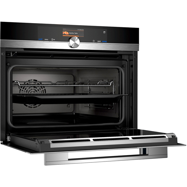 Siemens IQ-700 CS656GBS7B Built In Electric Single Oven - Stainless Steel - CS656GBS7B_SS - 5