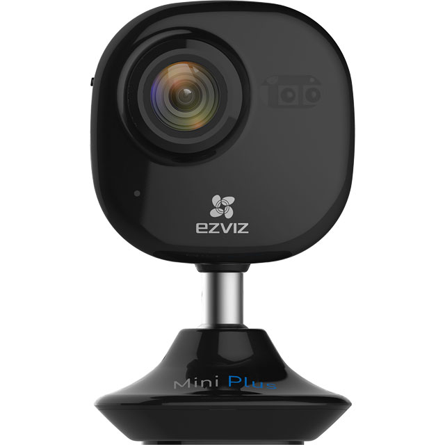 EZVIZ Mini Plus Wi-Fi Indoor Cloud Camera - Black - CS-CV200-A1-52WFRblack - 1