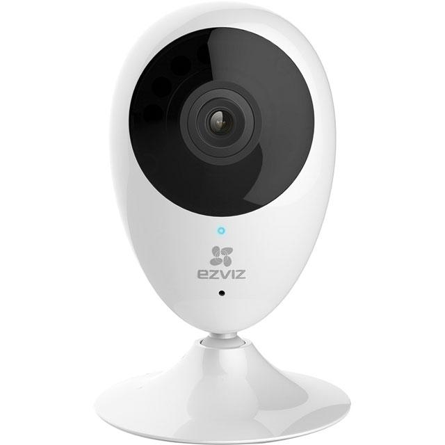 EZVIZ CS-CV206-C0-1A1WFR Smart Home Security Camera in White