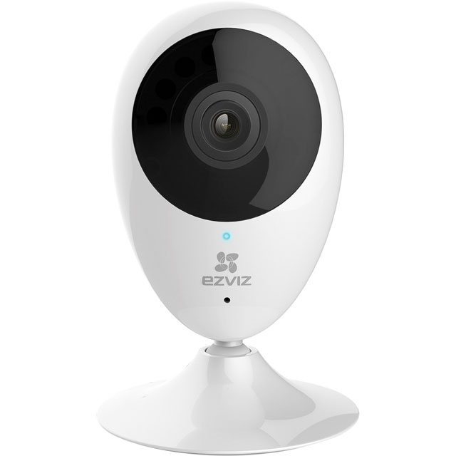 EZVIZ WiFi Indoor Smart Home Security Camera - White - CS-CV206(C0-3B2WFR) - 1