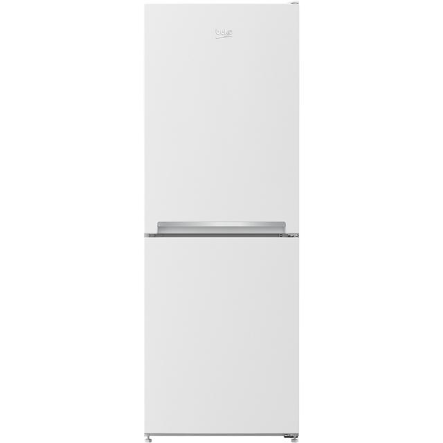 Beko CSG1552W Free Standing Fridge Freezer in White