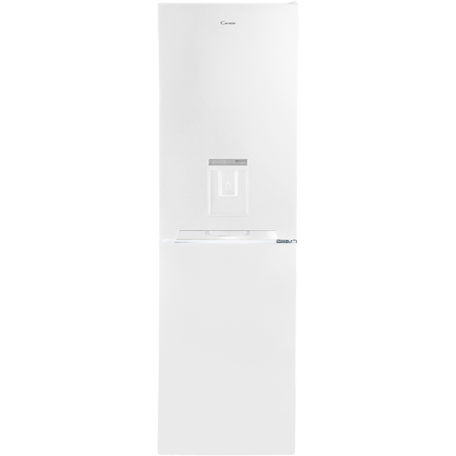Candy CSS175WWDK 50/50 Fridge Freezer - White - A+ Rated Best Price, Cheapest Prices
